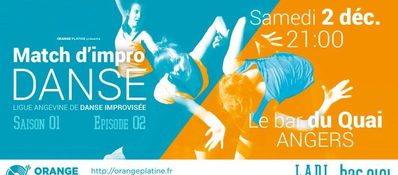 Match d'Impro Danse - LADI s01e02