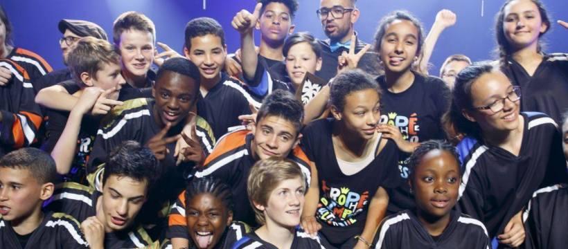 Trophée d'impro Culture et Diversité