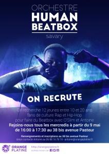 Orchestre Human Beatbox - Savary