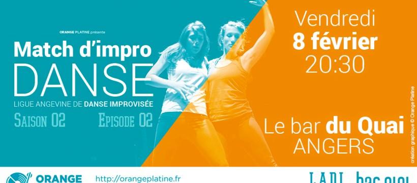 Match d'Impro Danse - LADI s02e02