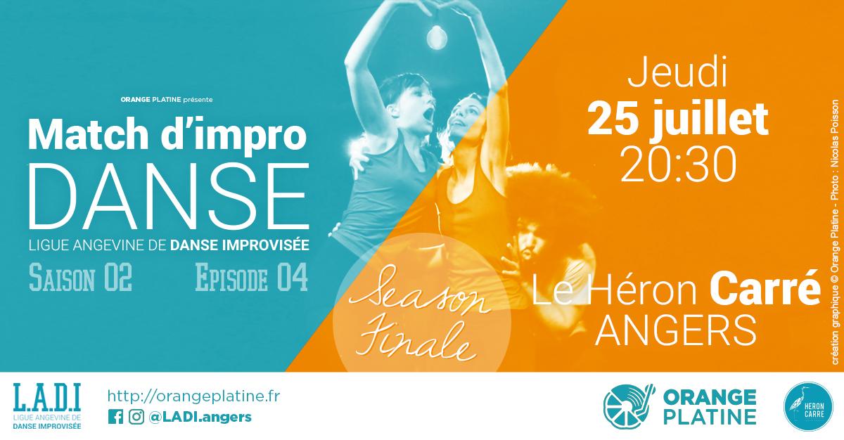 Match d'Impro Danse - LADI s02e04