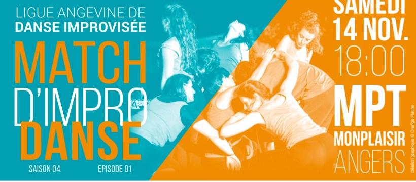 Match d'impro danse - LADIs04e01