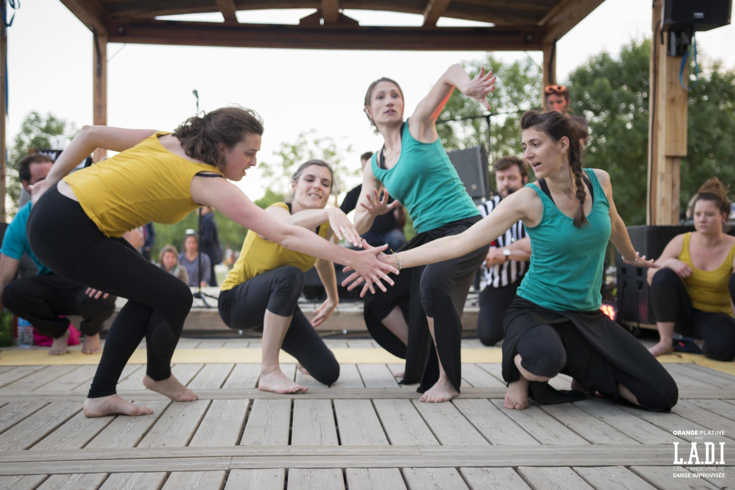 LADI - Ligue Angevine de Danse Improvisée