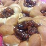 カラメル木の実のパン E