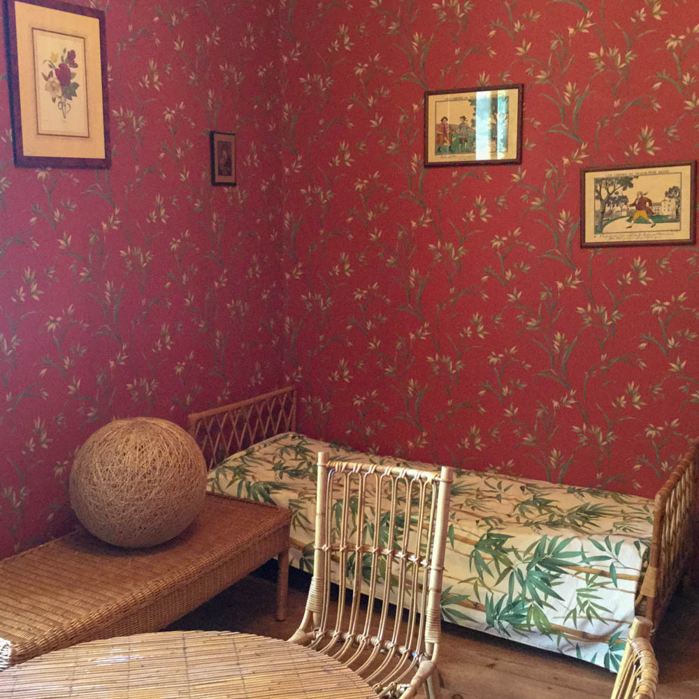Chambre aux Bambous