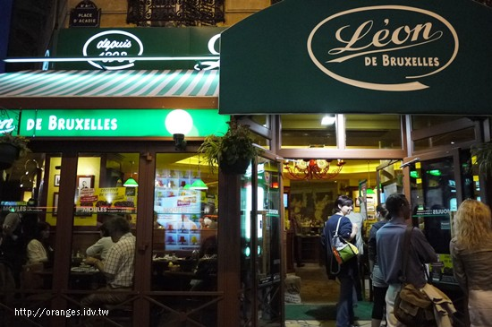 Leon淡菜