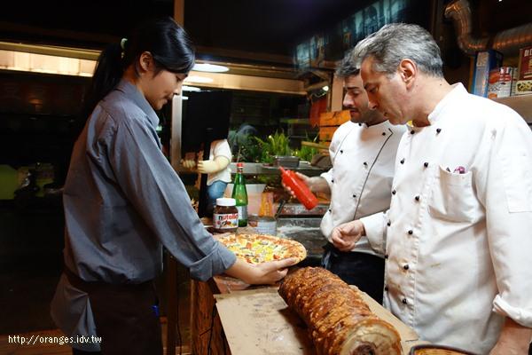 La LUPA 羅馬義廚