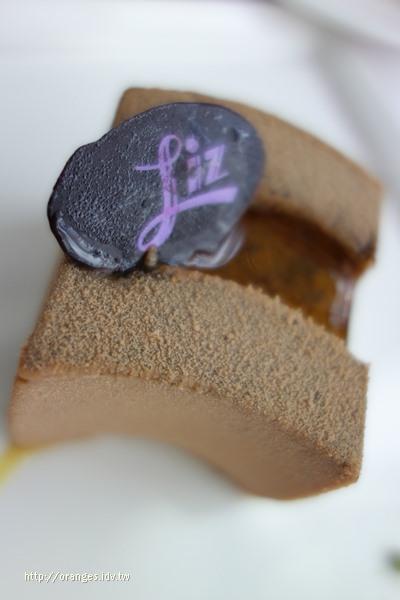 麗緻坊焦糖咖啡蛋糕