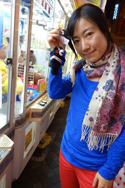 大阪夾娃娃