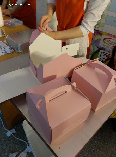 粉紅甜心莓果蛋糕