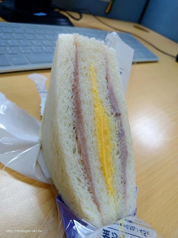 金沙芋芋三明治