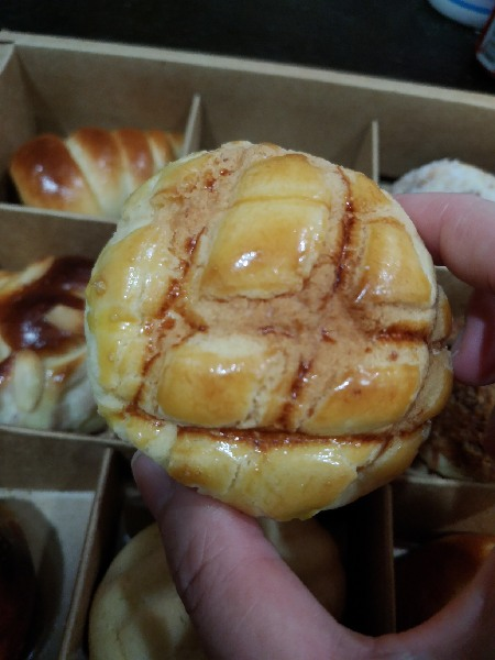 台灣古昔麵包