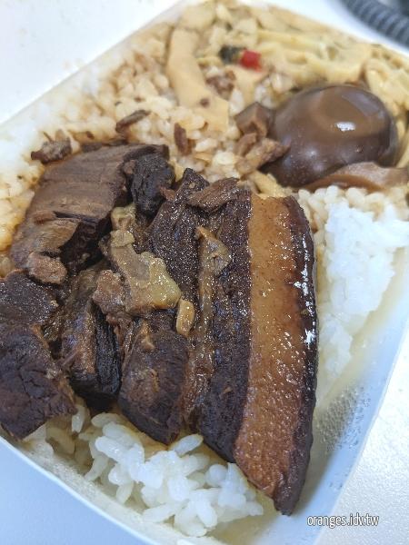金峰焢肉飯