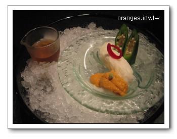 海膽山芋細麵