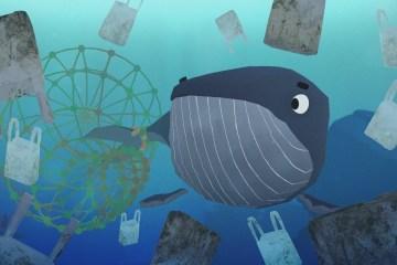 Безплатни видео истории за ученици на английски език: А Whale's Tale