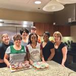 Giving back at Ronald McDonald House Tampa