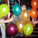 My mom's party Cubanitos