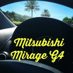 Review: The all new Mitsubishi Mirage!