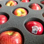 Hassleback Baked Envy Apples for your Valentine! {low carb}