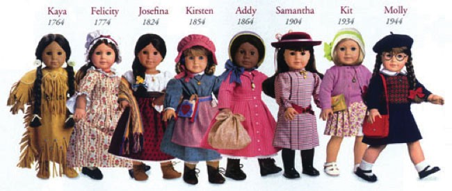American Doll Camp