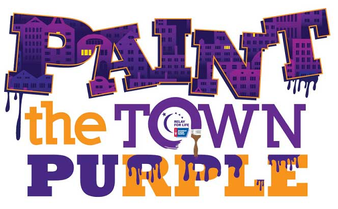 The BOW Relay for Life Committee Wants to Paint the Town Purple