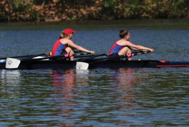 McGuire, Newman Qualify at US Rowing National Youth Championship