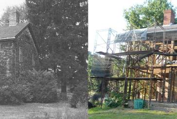 History Corner: This Old House...That Isn't Anymore.