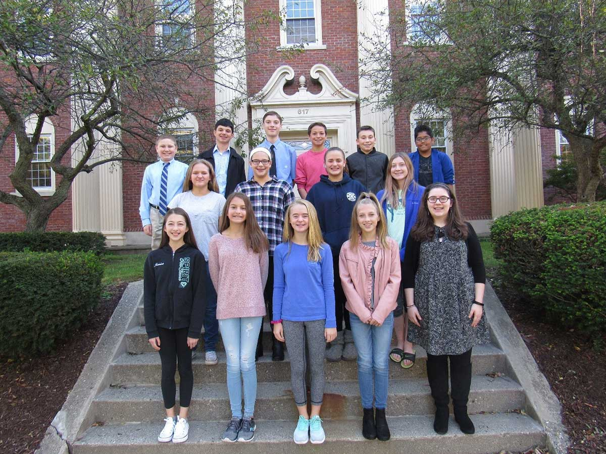 AMSO Students Shadow Local Government
