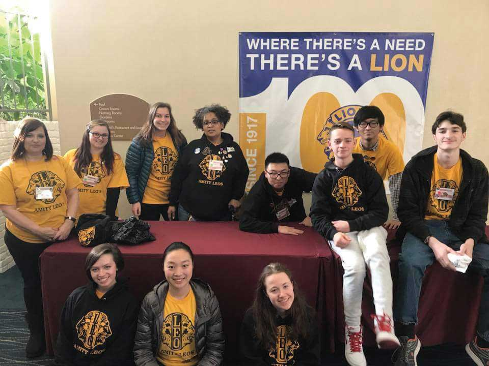 Amity Leos Mid-Winter Conference