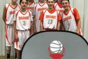 8th Grade Holy Infant Orangemen Boys Basketball Team