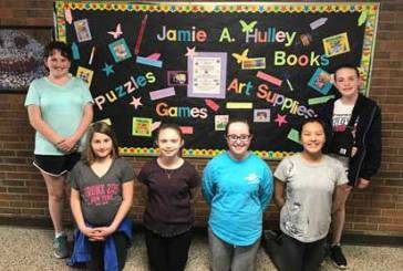 Race Brook Students Reach Out to Help Children