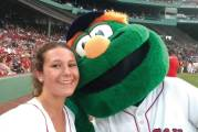 Amity Graduate Honored By Boston Red Sox For Volunteerism