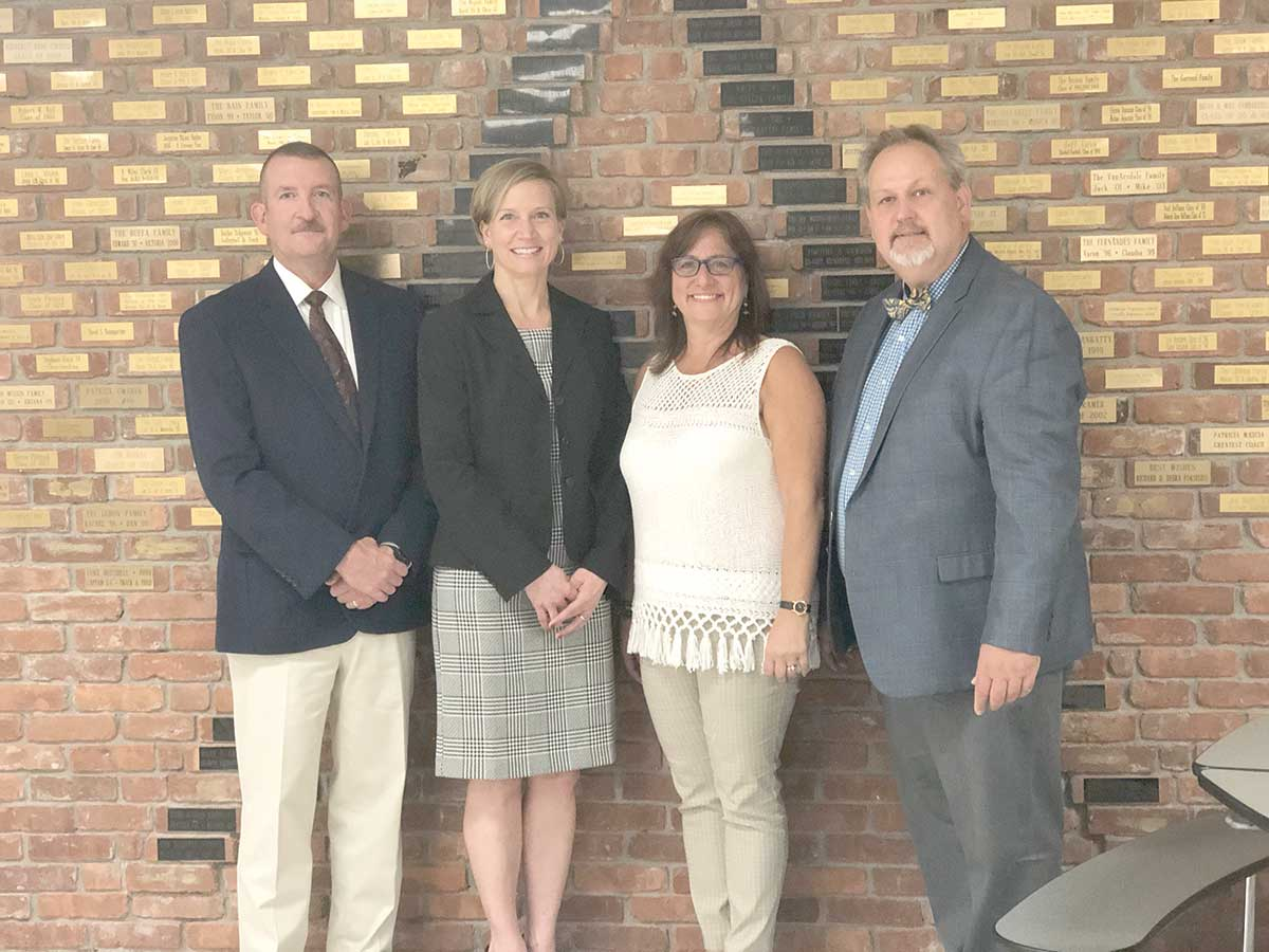 Amity Names Jennifer Byars New Superintendent