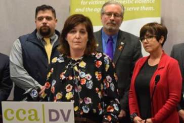 Staneski Honored By CT Coalition Against Domestic Violence