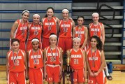 Lady Orange Grade 7 Girls Basketball Team Wins Championship