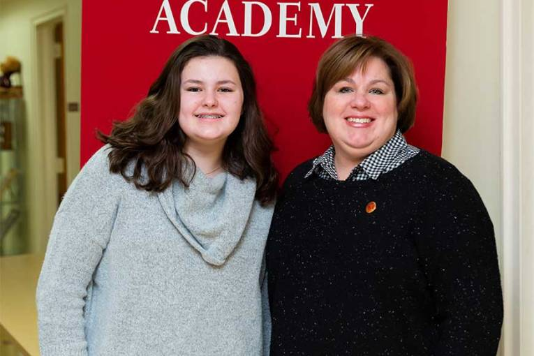 Legacy Strongly Represented In Sacred Heart Academy Class of 2023