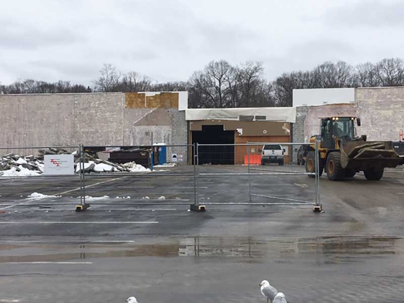 """Big Y"" Construction on Schedule"