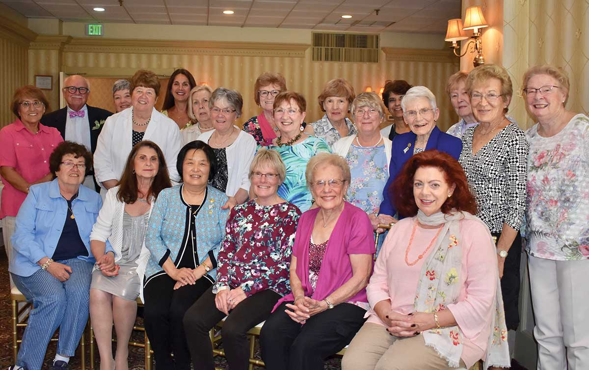 Garden Club of Orange Celebrates
