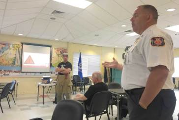 Orange Firefighters Discuss Living Safely With Older Adults