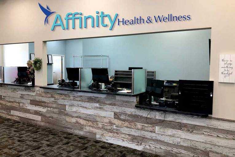 Affinity Health & Wellness Now Open