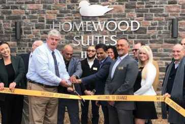 Homewood Suites by Hilton Orange-New Haven Opens