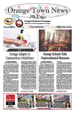 orange town news april 3, 2030