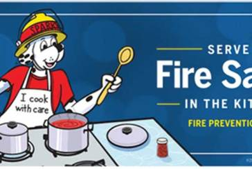 State Farm Teams Up With Orange Volunteer Fire Department To Serve Up Kitchen Safety