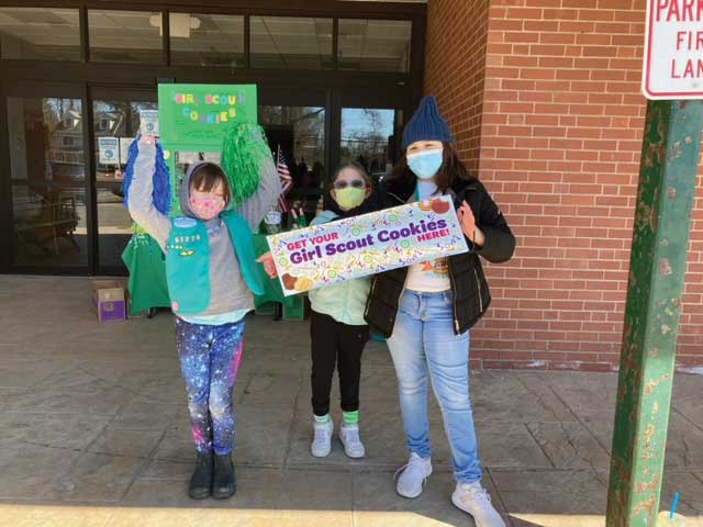 Girl Scouts Hold Successful Event