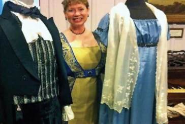 A Fashionable Visit To Olde England