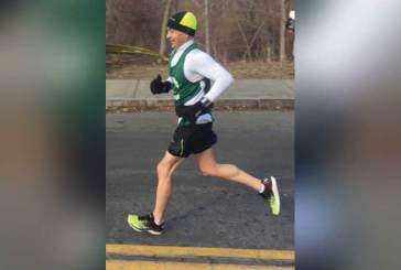 Runner Gets to Know Town Up Close & Personal