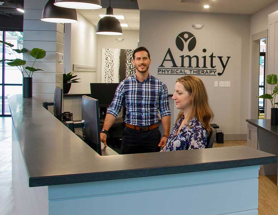 Acclaimed Amity Physical Therapy Brings Pain Relief to Milford