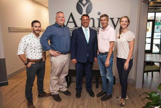 Amity Physical Therapy Opens in Milford