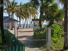 Freeport beach entrance