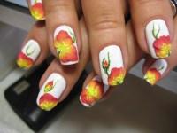 acrylic nail design | Orange Tree Beauty Centre